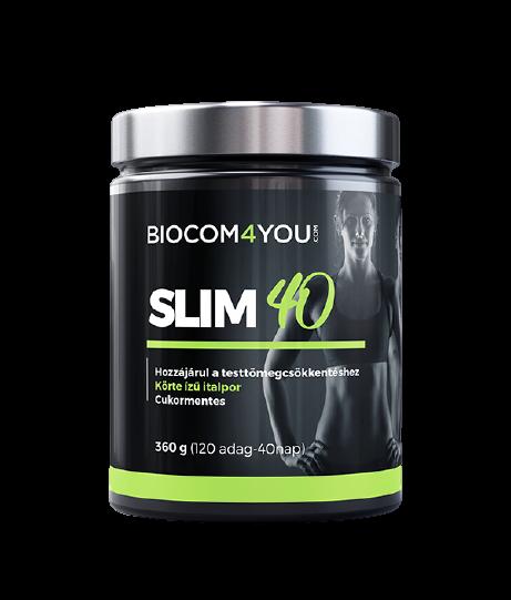 SLIM 40 - Változzunk! | SLIM 40 fogyókúrás termék, Reg-Enor étrend-kiegészítő